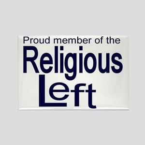 Proud member of the religious Rectangle Magnet
