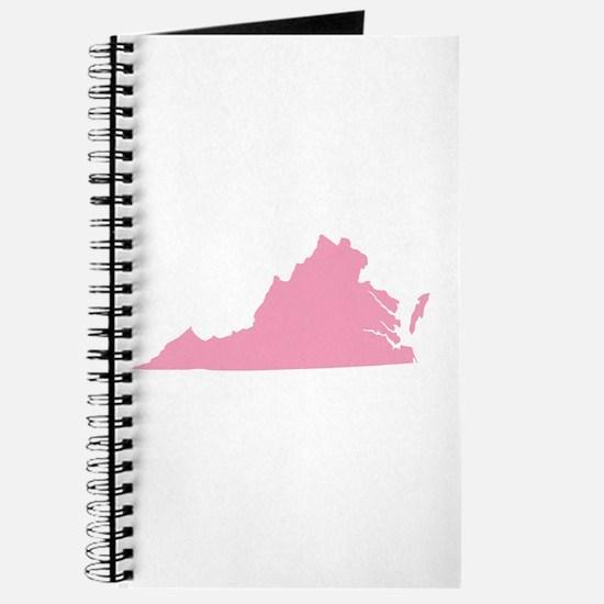 Virginia - Pink Journal
