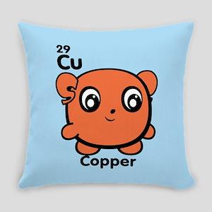 Cute Element Cadmium Cd Everyday Pillow