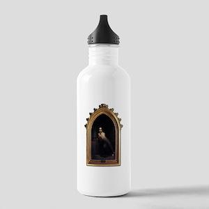 St Teresa of Avila Gothic Stainless Water Bottle 1