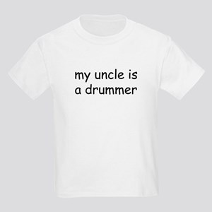 """""""My Uncle Is A Drummer"""" Kids T-Shirt"""
