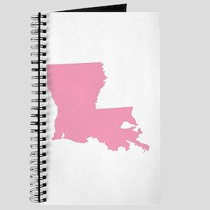 Louisiana - Pink Journal
