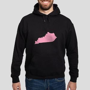 Kentucky - Pink Hoodie (dark)