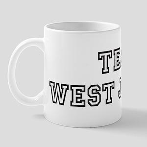 Team West Jordan Mug