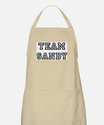 Team Sandy BBQ Apron