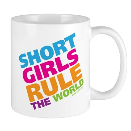 Short Girls Rule the World Mug