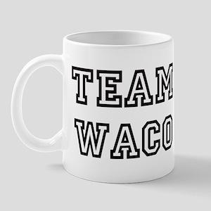 Team Waco Mug