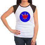 Pierced Heart Women's Cap Sleeve T-Shirt