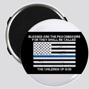 Blessed Are The Peacemakers Magnet