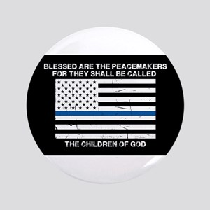 Blessed Are The Peacemakers Button