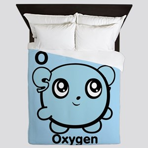 Cute Element Oxygen O Queen Duvet