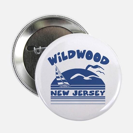Wildwood New Jersey Button