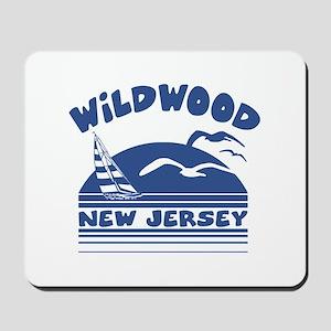 Wildwood New Jersey Mousepad
