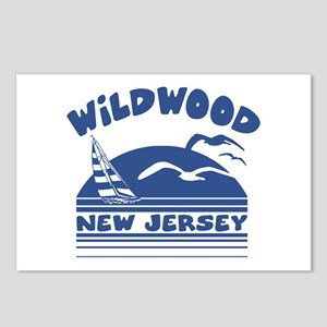 Wildwood New Jersey Postcards (Package of 8)