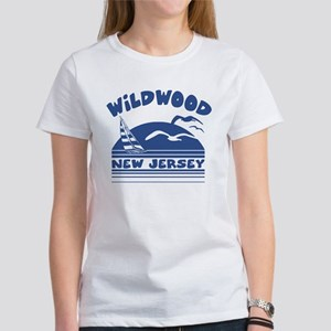 Wildwood New Jersey Women's T-Shirt