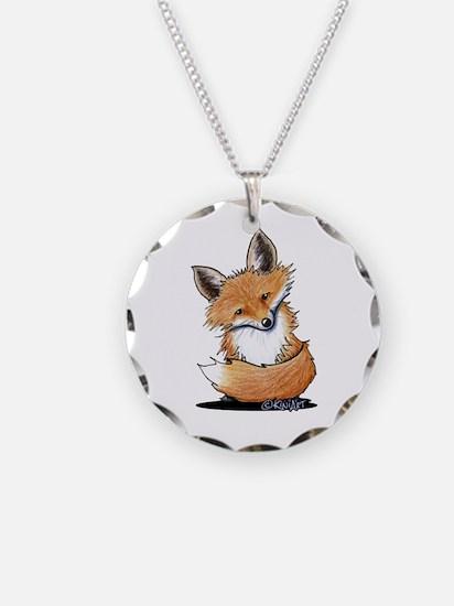 KiniArt Fox Necklace