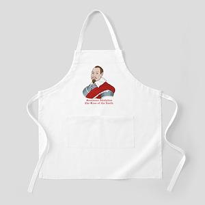 Gustavus Adolphus BBQ Apron