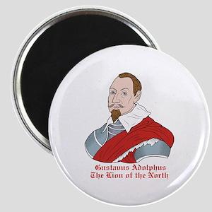 """Gustavus Adolphus 2.25"""" Magnet (10 pack)"""