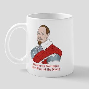 Gustavus Adolphus Mug