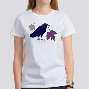 Fall Raven Women's T-Shirt