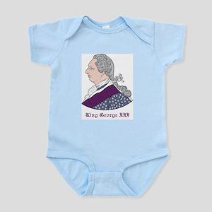 King George III Infant Creeper