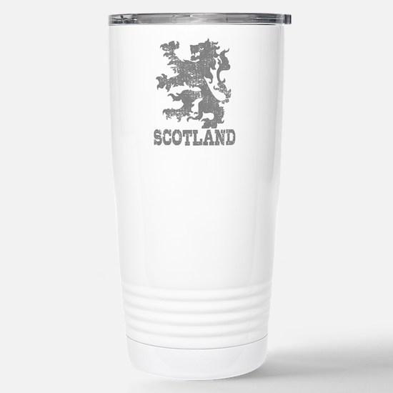 Scotland Stainless Steel Travel Mug