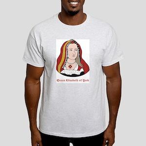 Elizabeth of York Ash Grey T-Shirt