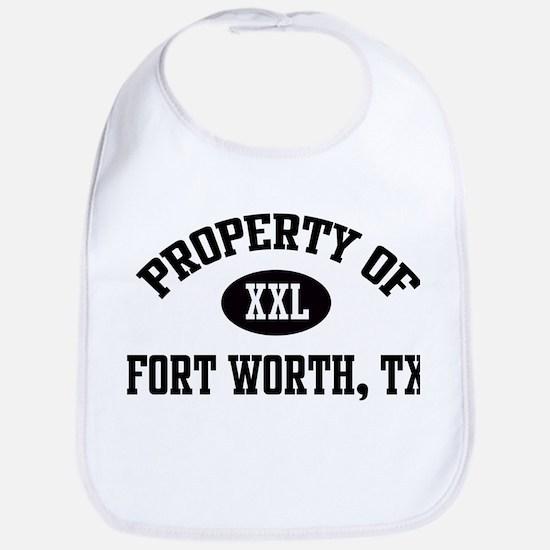 Property of Fort Worth Bib