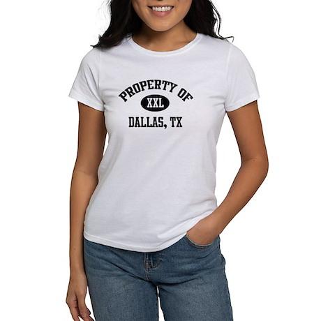 Property of Dallas Women's T-Shirt
