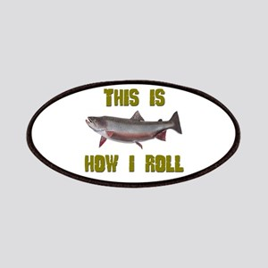 How I Roll Trout Fishing Patches