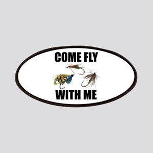 Come Fly With Me Patches