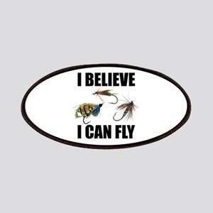 I Believe I Can Fly Patch