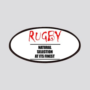 Rugby Natural Selection Patches