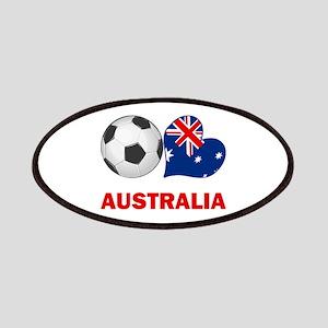 Australia Soccer Fan Patches