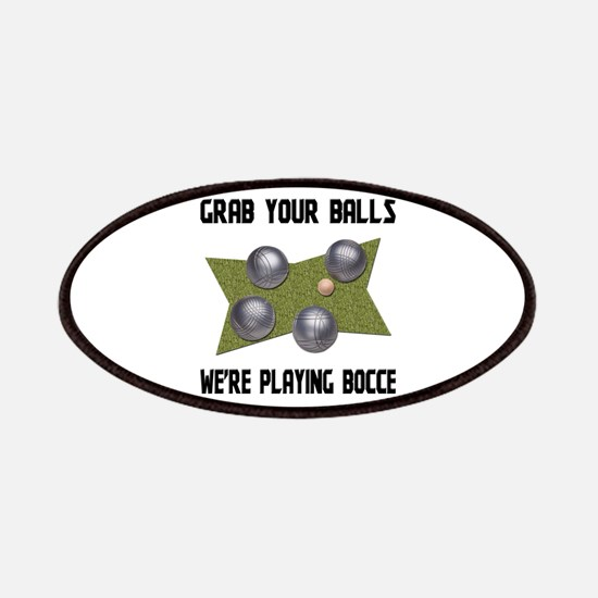 Bocce Patches