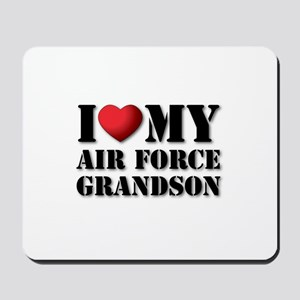 Air Force Grandson Mousepad