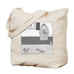 Underpants for Squirrels (no text) Tote Bag