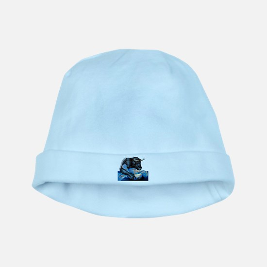 Embrace of the Bull Baby Hat