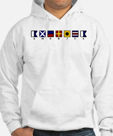 Nautical America Jumper Hoody