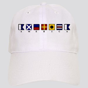 Nautical America Cap