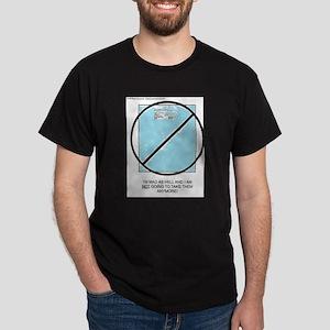 NO MORE EXAMS DAMN IT! T-Shirt