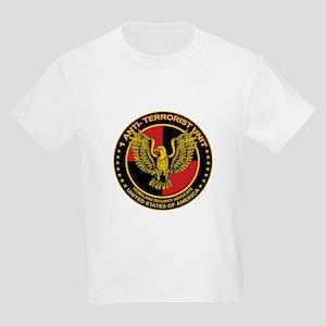 1 Anti-Terrorist Unit Kids T-Shirt