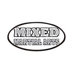 Mixed Martial Arts Patches