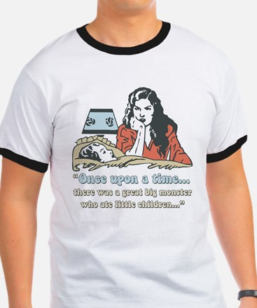 Retro Storyteller Paren T-Shirt