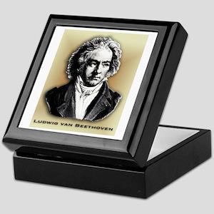 Classical Composers Keepsake Box