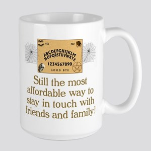 """Ouija Board"" Large Mug"