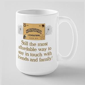 """""""Ouija Board"""" Large Mug"""