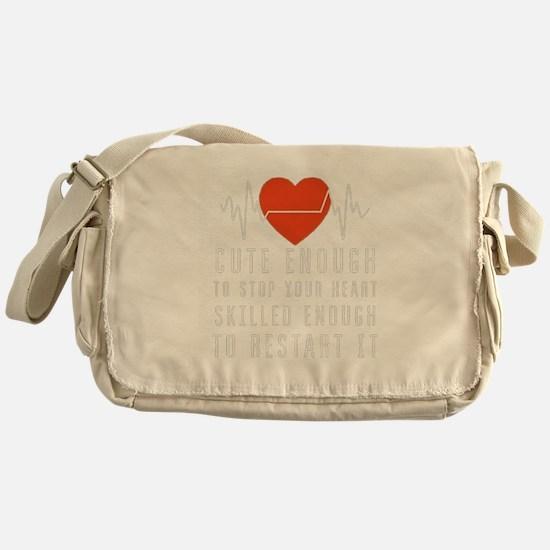 Stop Messenger Bag
