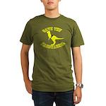 Save The Tauntauns! Organic Men's T-Shirt (dark)