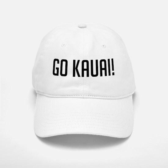 Go Kauai! Baseball Baseball Cap